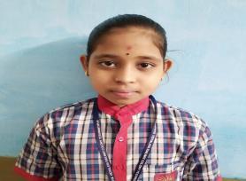 Ms.Tulsirani mahapatra, Student  of class V in kv yeswanthpur railway(Bangalore region) has been awarded  BalShakti puraskar with  cash award Rs.10000/ by Ministry of women & child development, New Delhi.