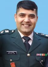 Lt Col Hariram Ojha